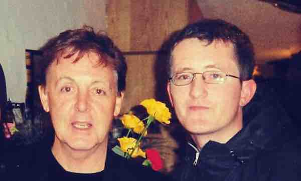 Paul McCartney_Chris Mullin_myself fooling me